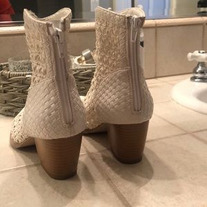 Coconuts by Matisse Shoes - White booties